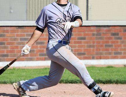 Luke Van Rycheghem of Kent Bridge was a 23rd-round pick by the Arizona Diamondbacks in the 2016 Major League Baseball draft. (MARK MALONE/The Daily News)