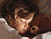 Kids' sleep guidelines
