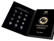 Epic Legacies of the Edmonton Eskimos.