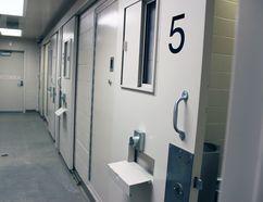 Kingston Police cells. Steph Crosier, The Whig-Standard, Postmedia Network