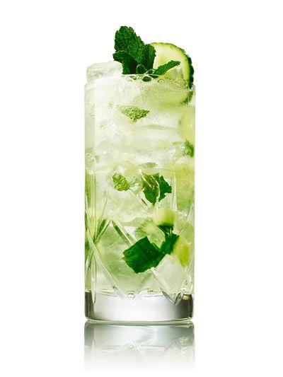 <p><b>HENDRICK'S SUMMER MULE</b></p> <p><b>Ingredients:</b></p>  <ul>     <li>2 parts Hendrick's Gin</li>     <li>2/3 parts fresh lime juice</li>     <li>1/2 part elderflower cordial</li>     <li>8 mint leaves</li> <li>1 inch cucumber</li> <li>ginger beer</li> </ul> <p><b>Method:</b></p> <p>Add cucumber to glass and break with muddler. Add other ingredients and build all together over cracked ice. Top with ginger beer and garnish.</p>