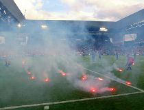 Croatia flares June 17/16