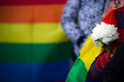 Ottawa pride vigil