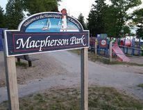 Kincardine's Macpherson Park. (Darryl Coote/Reporter)