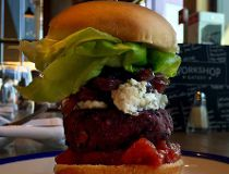 Vilma's Veggie Burger