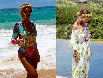 Beyonce beach lemonade