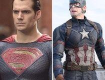 superman dc marvel