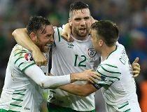 Ireland wins