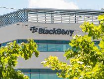BlackBerry's headquarters in Waterloo, Ont.