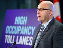 Ontario Transportation Minister Steven Del Duca. (Dave Abel/Toronto Sun files)
