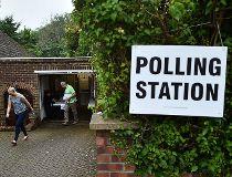Brexit poll in Croydon