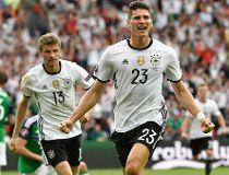 Germany's Mario Gomez