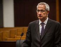 Ontario chief coroner, Dr. Dirk Huyer