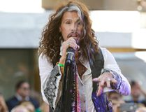 Aerosmith's Steven Tyler.