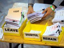 Brexit ballots