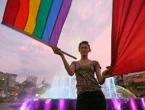 Filipino LGBT member