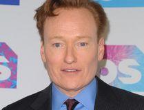 """Conan O'Brien. (Ivan Nikolov/<A HREF=""""http://www.wenn.com"""" TARGET=""""newwindow"""">WENN.COM</a>)"""