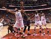 Cleveland Cavaliers guard Tristan Thompson