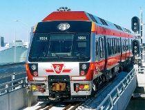 UP Express TTC