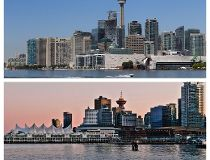 Toronto Vancouver skyliens