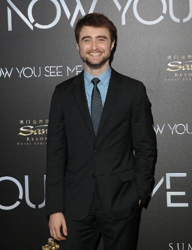Daniel Radcliffe. (WENN.COM)