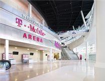 T-Mobile Arena. (Courtesy T-Mobile Arena)
