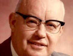 Rev. William 'Hal' MacBain