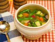 Seasonal Vegetable Soup. (MIKE HENSEN, The London Free Press)