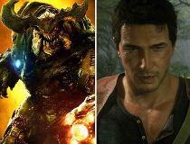 Overwatch Doom Uncharted 4