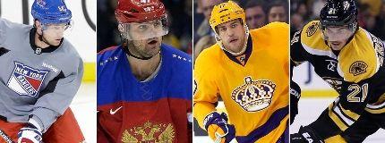 NHL free agency July 1/16