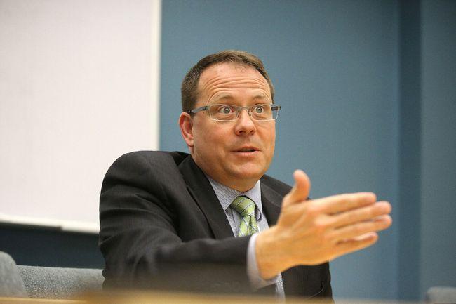 Green Party Leader Mike Schreiner (POSTEMEDIA NETWORK PHOTO)