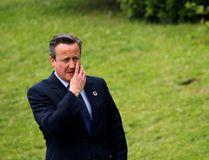 British Prime Minister David Cameron. (REUTERS/Carlos Barria)