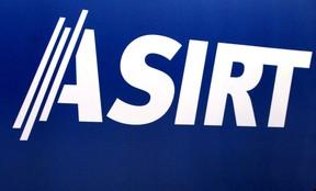 The Alberta Serious Incident Response Team (ASIRT) logo