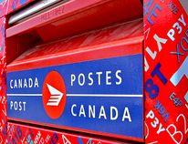 File photo of a Canada Post mailbox. (Mike DiBattista/Niagara Falls Review/Postmedia Network)