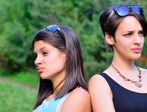 sister girls getty