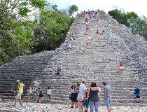 Nohoch Mol pyramid