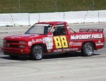 Rick Verberne No. 88 truck (Delaware Speedway photo)