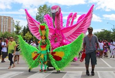 The Junior Carnival in Scarborough on Saturday, July 16, 2016 (Nick Westoll/Toronto Sun/Postmedia Network)