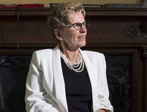 Premier Kathleen Wynne. (Canadian Press)