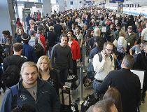 Delayed Flight Airport