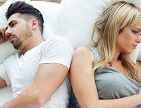 Relationship falters through mutual bad behaviour. (Getty)