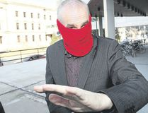Graham James, seen arriving at a 2012 sentencing hearing in Winnipeg. (Postmedia Network)
