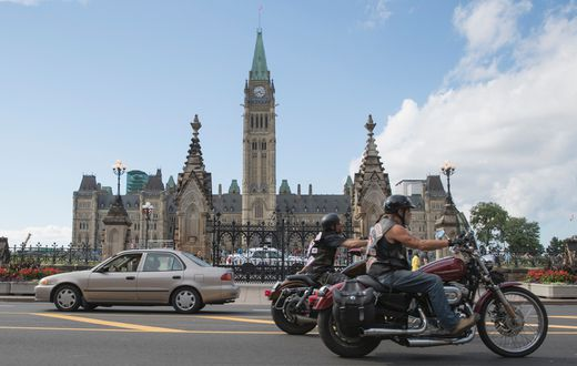 Hells Angels play tourist in Ottawa | Ottawa Sun