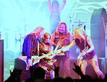 Belleville's Lance Blake shares the Empire Rockfest stage with Mötley Crüe singer Vince Neil on Friday night,