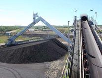 Coal moving equipment at the new $1.9 billion Keephills 3 power plant at Wabamun, west of Edmonton , Alberta. BRUCE EDWARDS / POSTMEDIA NETWORK