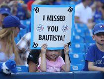 Bautista back