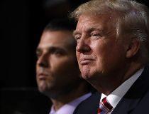 Donald Trump, Jr. and Donald Trump