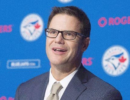 Toronto Blue Jays general manager Ross Atkins