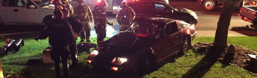 Sundance corner crash