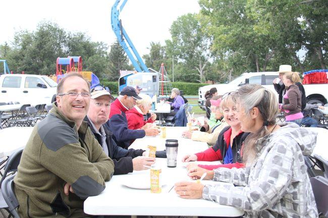 Round-Up Days a success | Nanton News